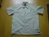 ネイバーフッドの半袖ワークシャツ