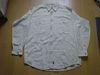 patagoniaのオフホワイトのシャツ