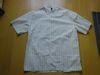 サイラスの半袖チェックシャツ