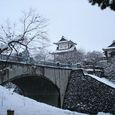 金沢城の石川門1