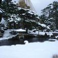 兼六園 雪見橋
