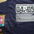 COUNTDOWN JAPAN 04/05 Tシャツ裏