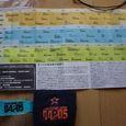 COUNTDOWN JAPAN 04/05のタイムテーブル