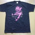 MINAMI WHEEL 2004のTシャツ黒の表